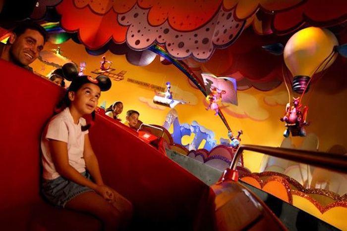Aproveite mais tempo no Pavilhão Imagination no Epcot da Disney Orlando: atração Journey Into Imagination with Figment