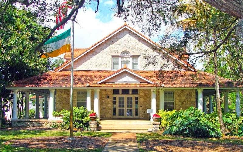 Merrick House em Coral Gables