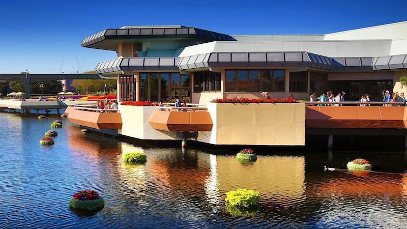 Epcot Experience no parque Epcot da Disney Orlando: Odyssey Events Pavilion