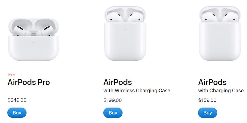 Onde comprar AirPods em Orlando: preços