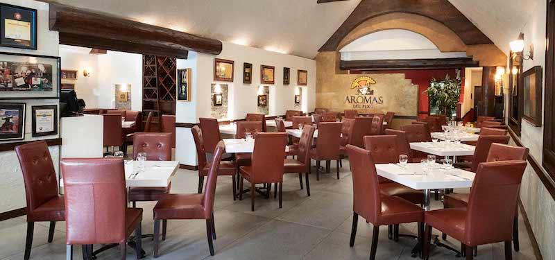7 restaurantes em Coral Gables: restaurante Aromas del Peru