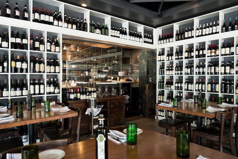 7 restaurantes em Coral Gables: restaurante Graziano's in the Gables