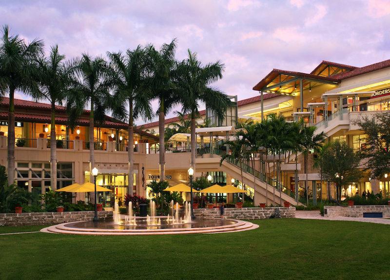 Shopping Village of Merrick Park em Coral Gables