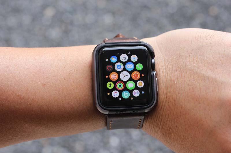 Onde comprar Apple Watch em Miami: display