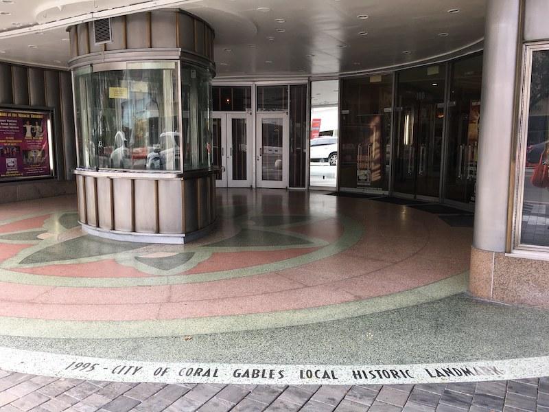 Miracle Theatre em Coral Gables: bilheteria