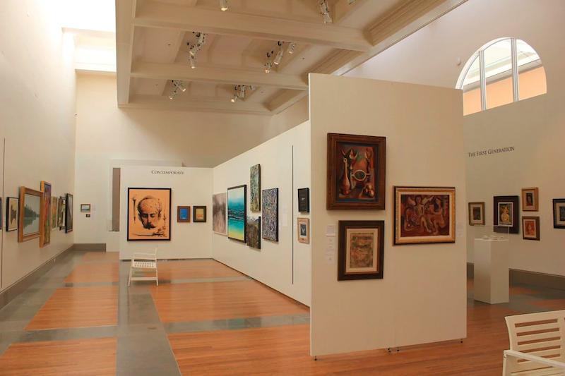 Museu Coral Gables na Flórida: galeria