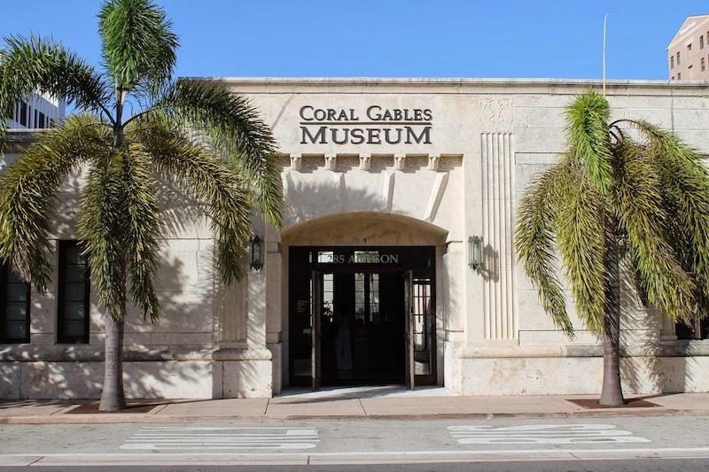 Museu Coral Gables na Flórida