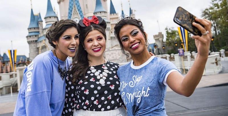 Character Couture na Disney Orlando: transformação