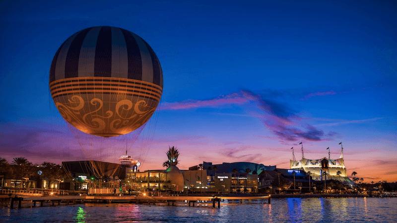 Reabertura da Disney Springs em Orlando
