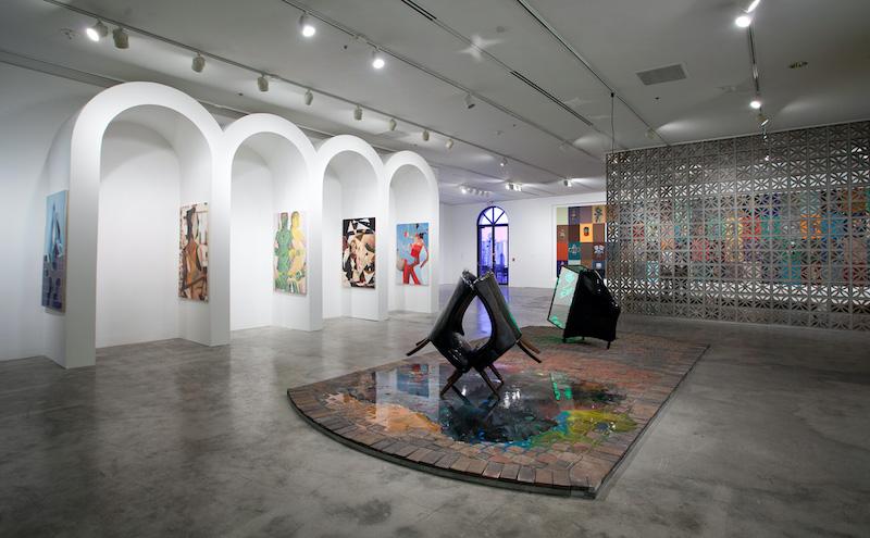 Museu de Arte de Miami: interior
