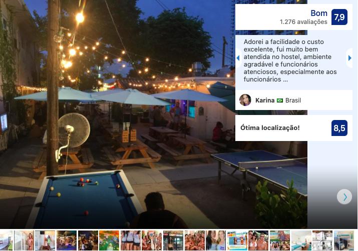 Melhores hostels em Miami: Bikini Hostel