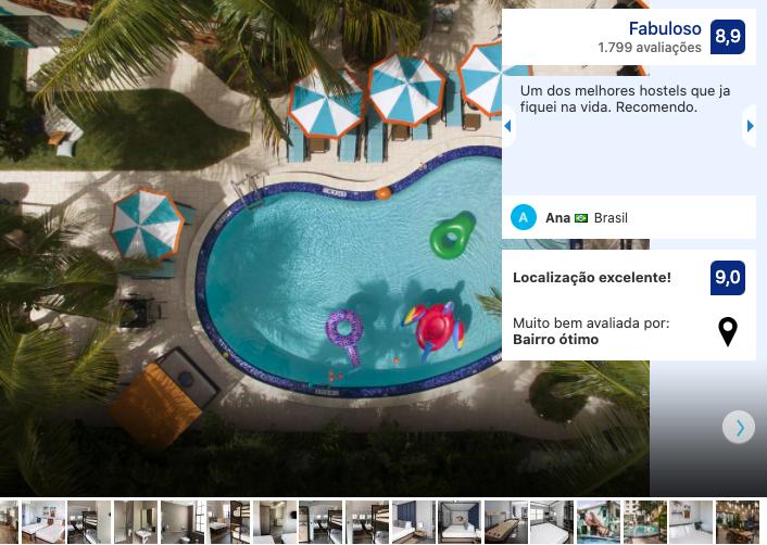 Melhores hostels em Miami: hostel Generator Miami