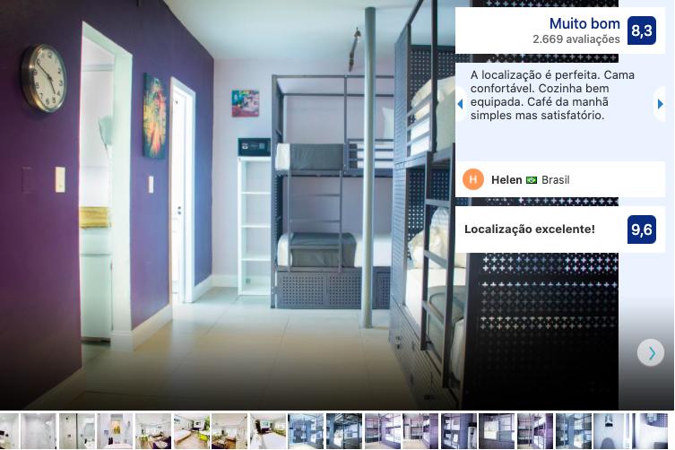 Melhores hostels em Miami: Rock Hostel