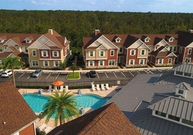 Vila Windsor At Westside em Orlando