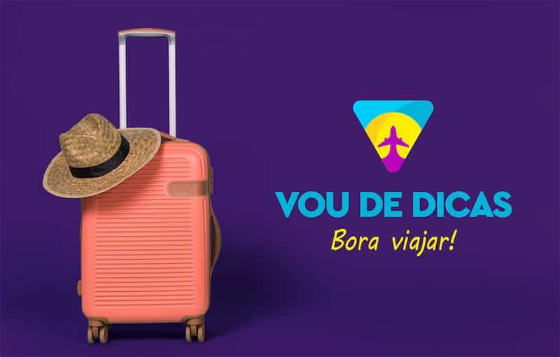 Vou De Dicas - Bora Viajar