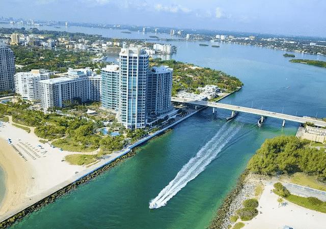 Paisagem de Miami
