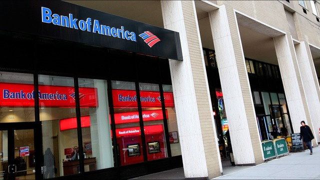 Bank Of America nos Estados Unidos