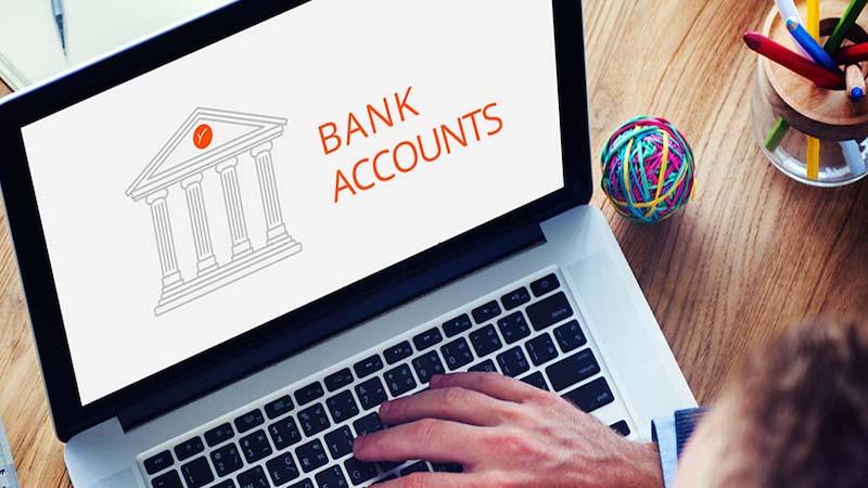 Abrindo conta no banco