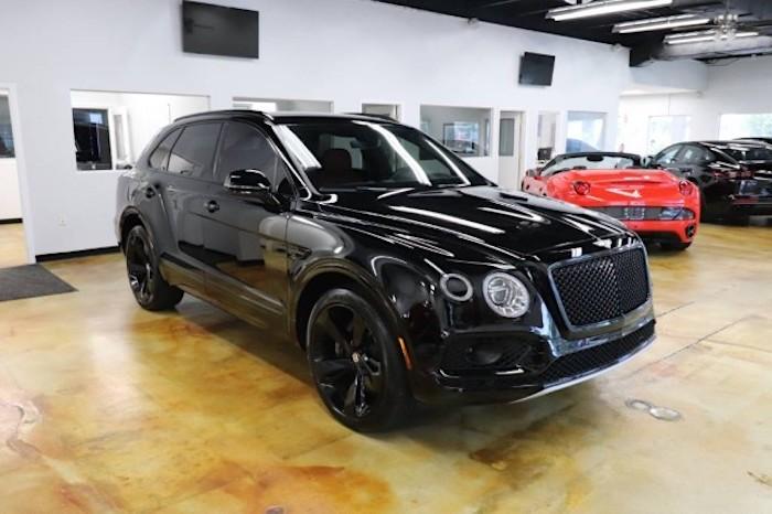 Carro na RPT Sales em Orlando