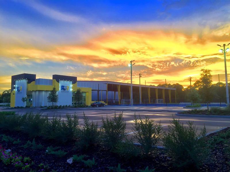 R9 Ronaldo Academy em Orlando