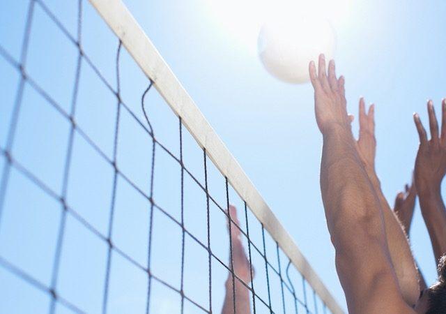 Futevôlei, vôlei e beach tennis em Orlando