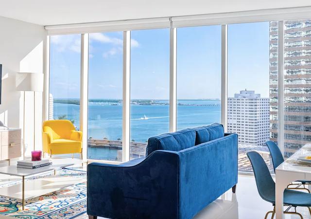 Apartamentos de temporada em Miami
