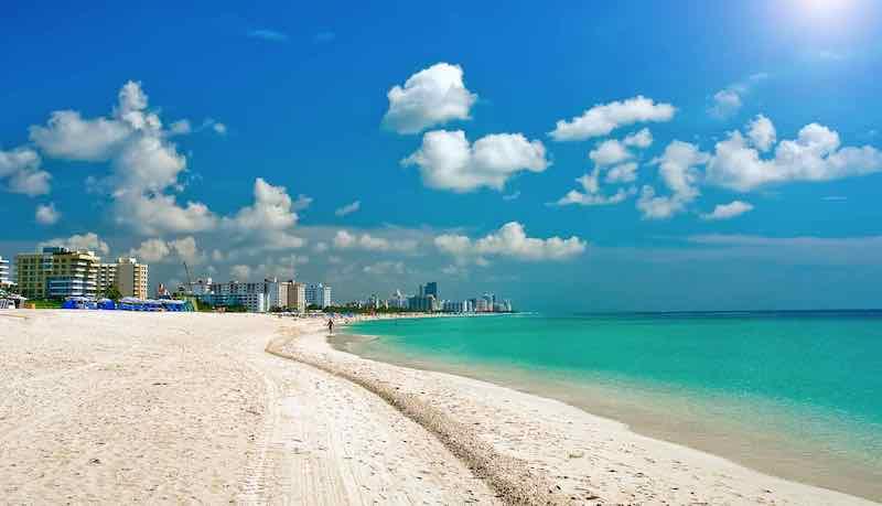 Vista de Miami Beach