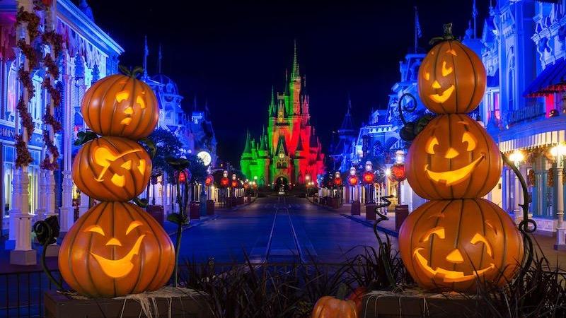 Halloween em Orlando em 2021