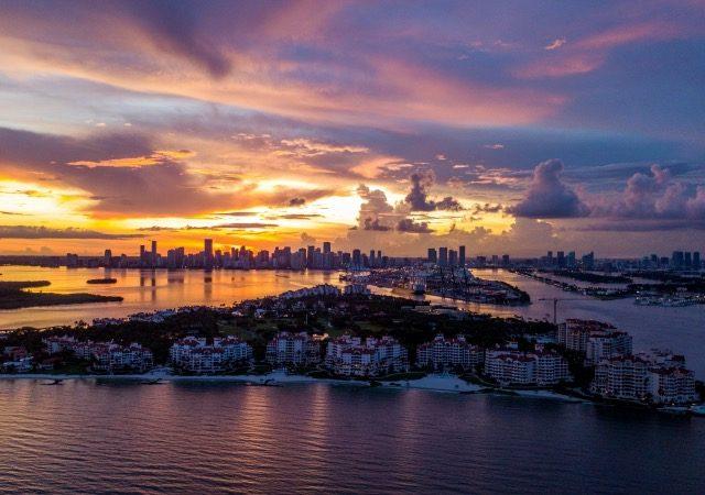 Fuso horário em Miami x Brasil
