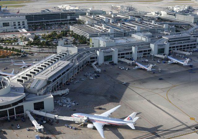 Como ir do aeroporto de Miami até o centro turístico