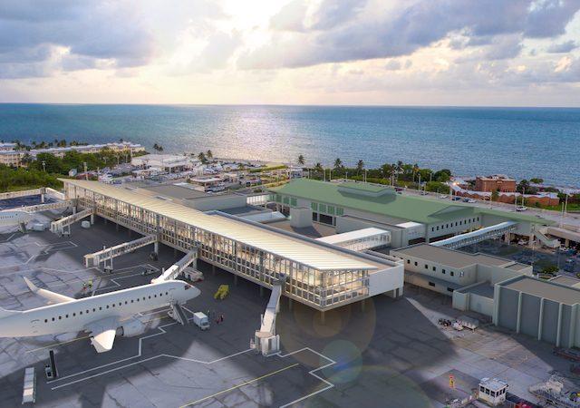 Como ir do aeroporto de Key West até o centro turístico