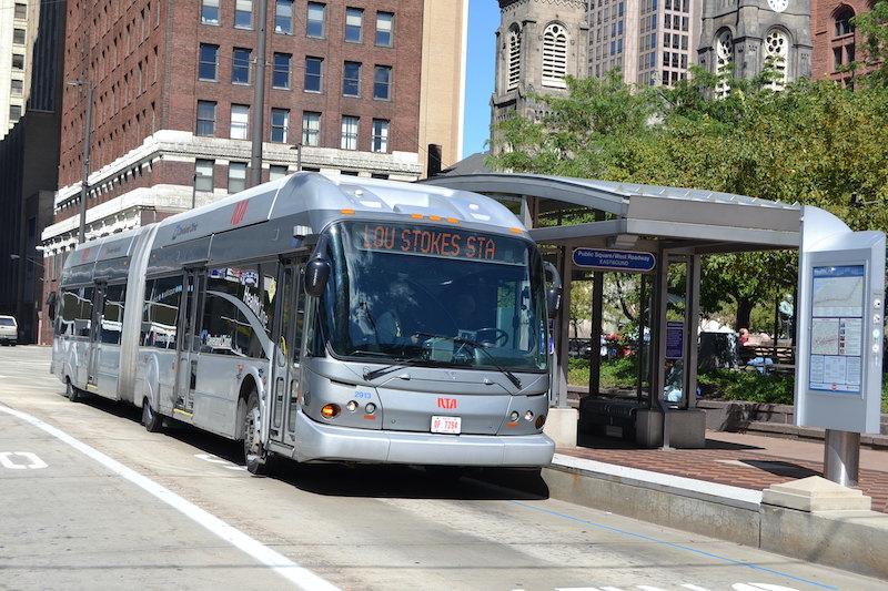 Ônibus em Tampa