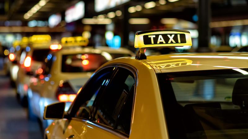 Táxi em Fort Lauderdale
